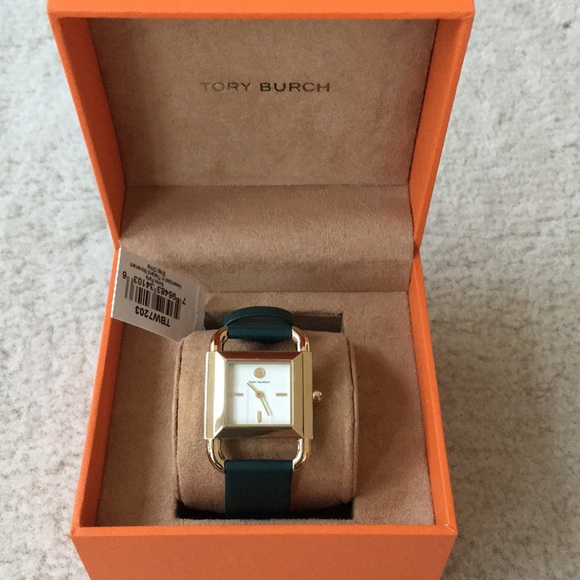 24730ea3d8d Tory Burch Phipps watch new with tag